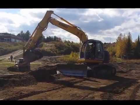 KOBELCO ED150 Acera Bladerunner SR Tier 4 Excavator ...