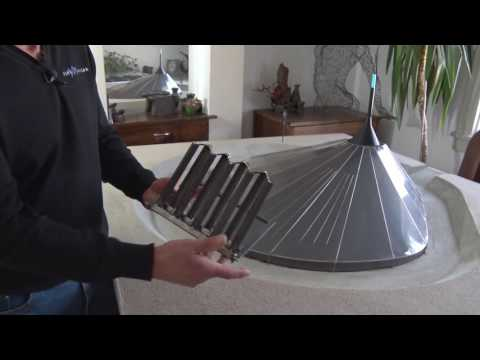 Discovering - Solar Vortex Generator, Honor Flight Fundraiser