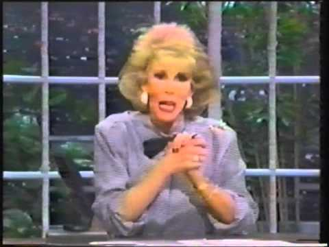 Husker Du Could You Be The One &  She's A Woman Joan Rivers Show 27/04/87