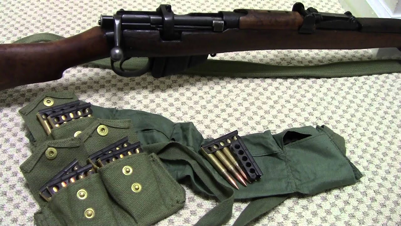 Lee Enfield No 1 Mk III* (SMLE) Review Part 2 of 3