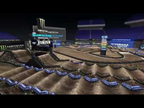 Yamaha Track Map San Diego 2019