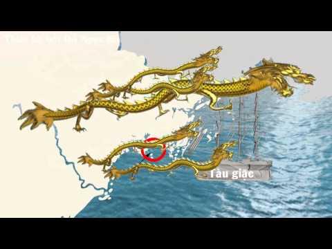 Truyền thuyết về vịnh Hạ Long