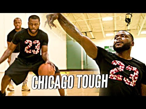 Does Chicago Breed The TOUGHEST Basketball Players?