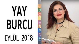 Yay Burcu Eylül 2018 Astroloji