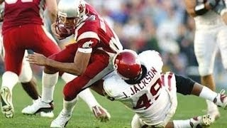 2003 Rose Bowl  Oklahoma (11-2) vs Washington State (10-2)