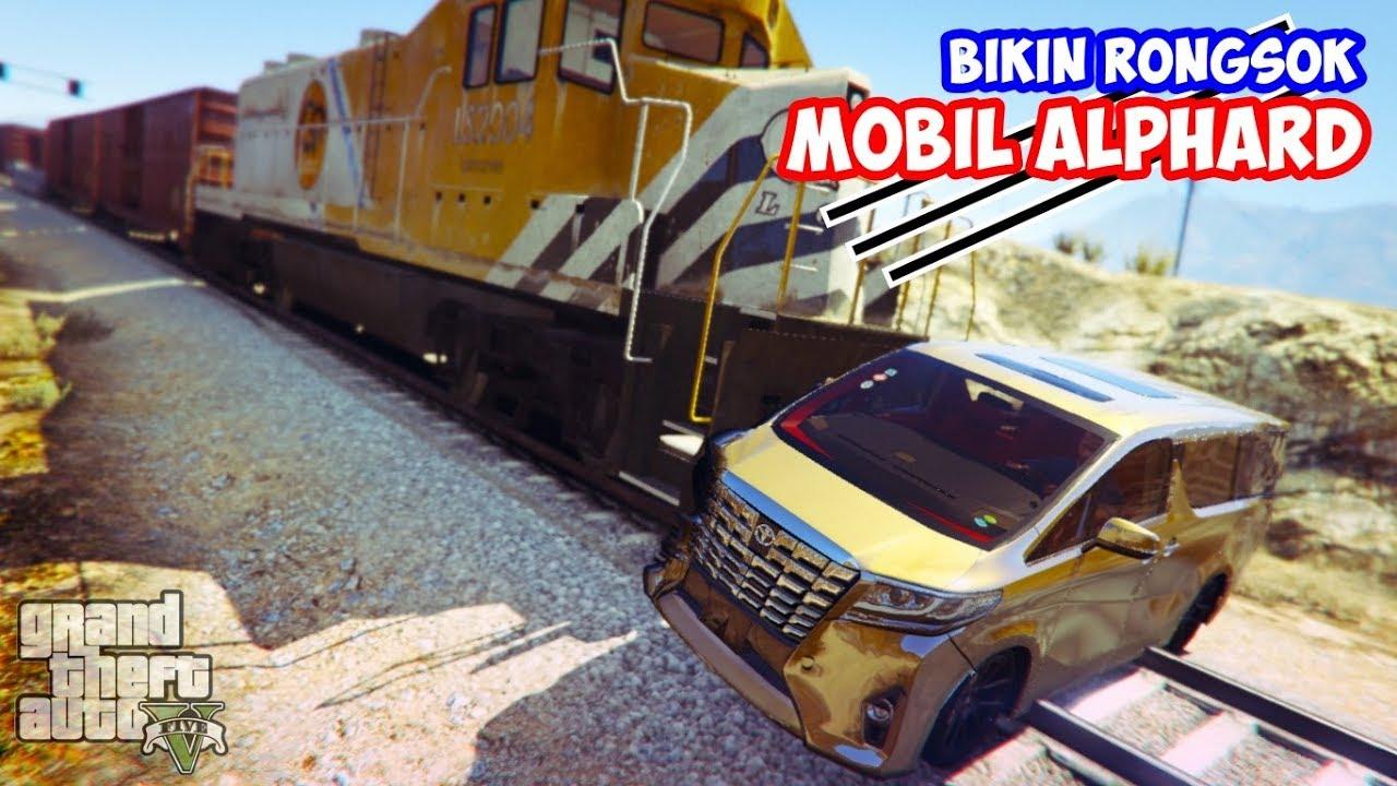 Sultan Bikin Rongsok Mobil Alphard Gta 5 Mod Sultan By Adjie Pulunk