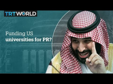 Saudi money to US universities under question