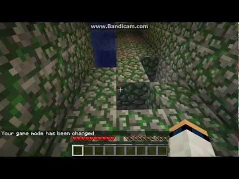 Minecraft Advanture Map : Hafıza Kaybı Bölüm 1 :Fail Dolu bir Bölüm