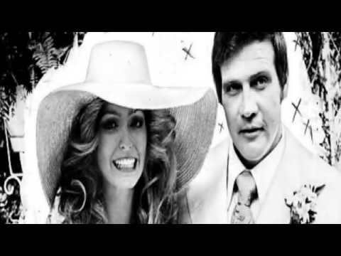 Lee Majors and Farrah Fawcett