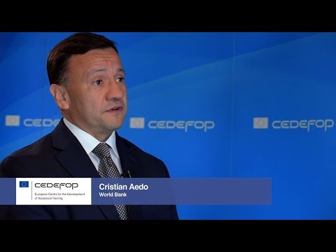 Interview with Cristian Aedo, World Bank