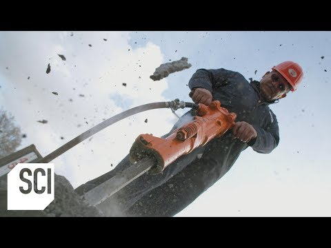 How Does a Jackhammer Work?