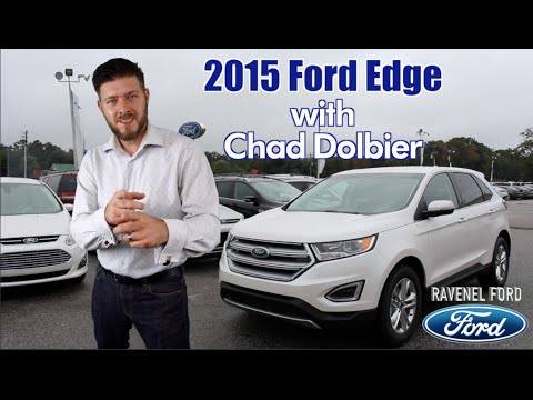 2015 Ford Edge - Full In Depth Review | with Chad Dolbier @ Ravenel Ford