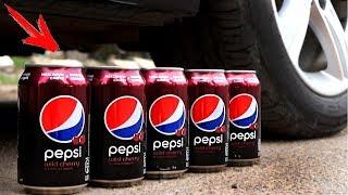 EXPERIMENT: CAR VS PEPSI cherry