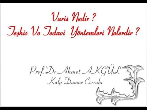 Varis çorabı Varisi Tedavi Eder Mi ? - Prof. Dr. Ahmet AKGÜL