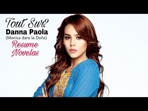 Tout Sur? Danna Paola (Monica dans la Doña)