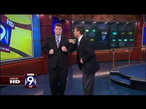Happy 15th, Fox 9 Morning