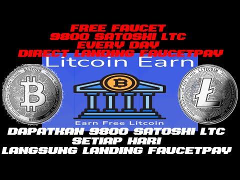 Faucet LTC Gratis    Litecoin Earn    Penghasil Uang Cryptocurrency    Mining Crypto Bitcoin