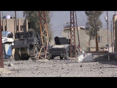 Iraq forces meet 'fierce' resistance in southwest Mosul