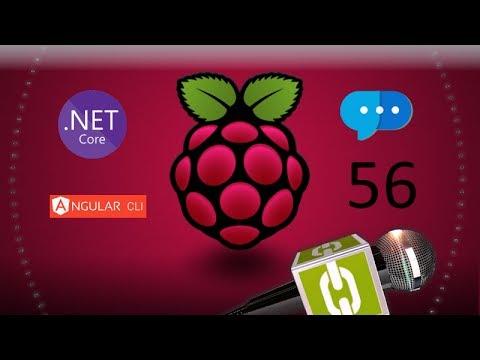 SDN Cast 56 - Demo Time: Raspberry Pi, Dictate! And Angular CLI
