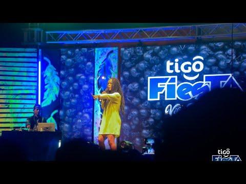 Jay Melody, Benson & Jolie Si Wa Mchezomchezo Tigo Fiesta Muleba