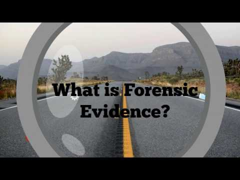 Types of Forensic Evidence