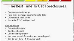 HOW TO BUY FORECLOSURE: HOW TO BUY FORECLOSURE IN CANADA