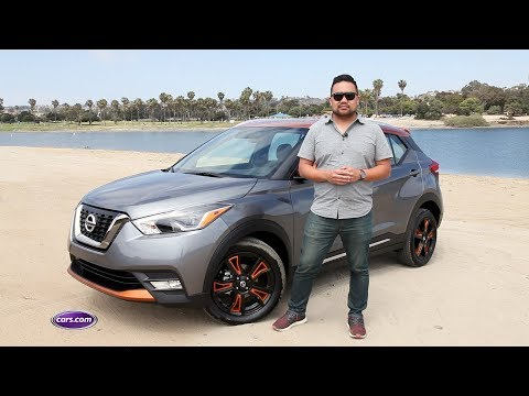 2018 Nissan Kicks: First Drive — Cars.com