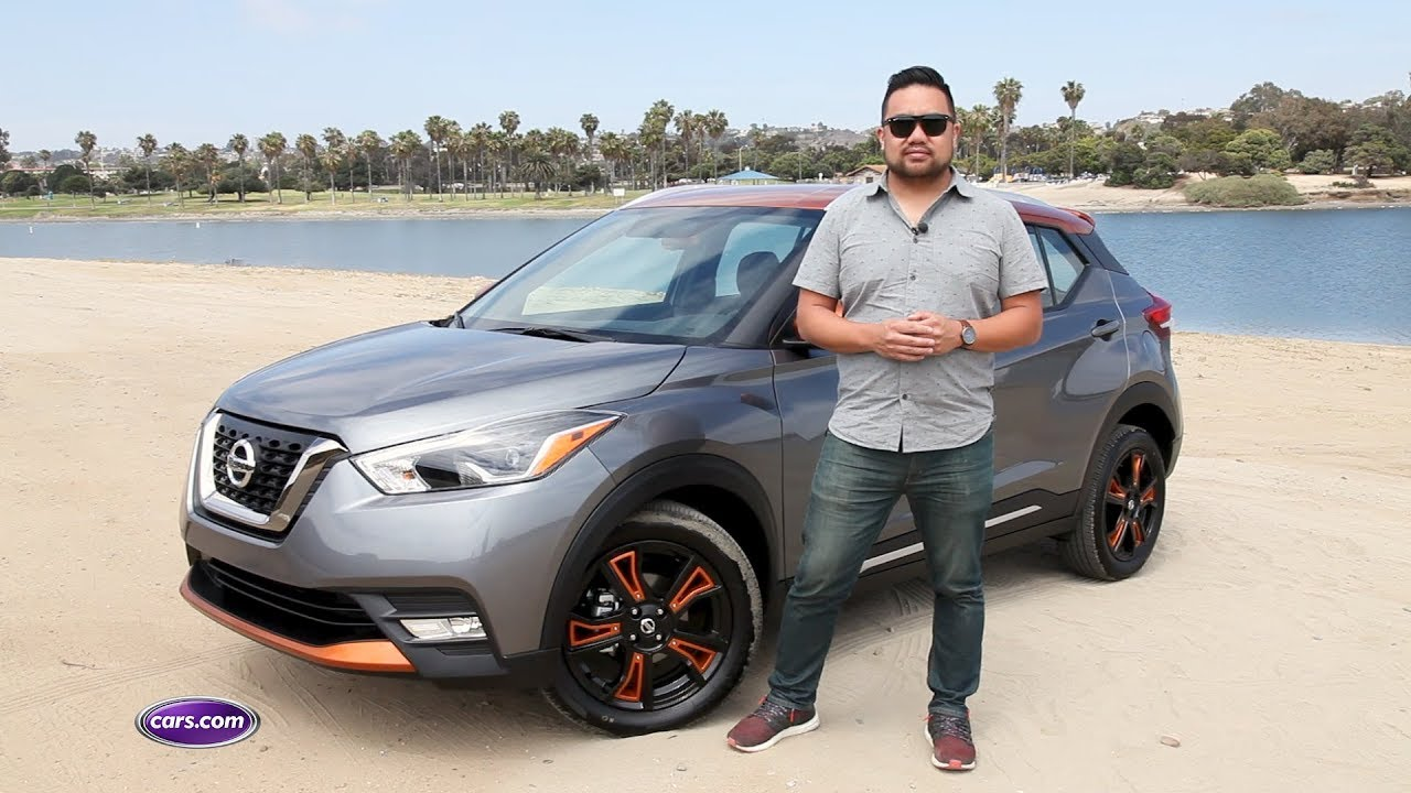 2018 Nissan Kicks: First Drive — Cars.com