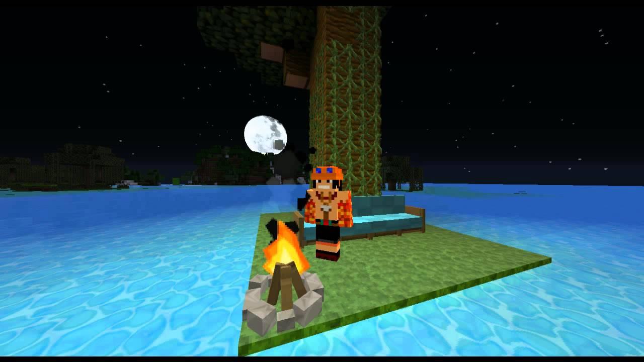 Top 5 Minecraft Skins - One Piece