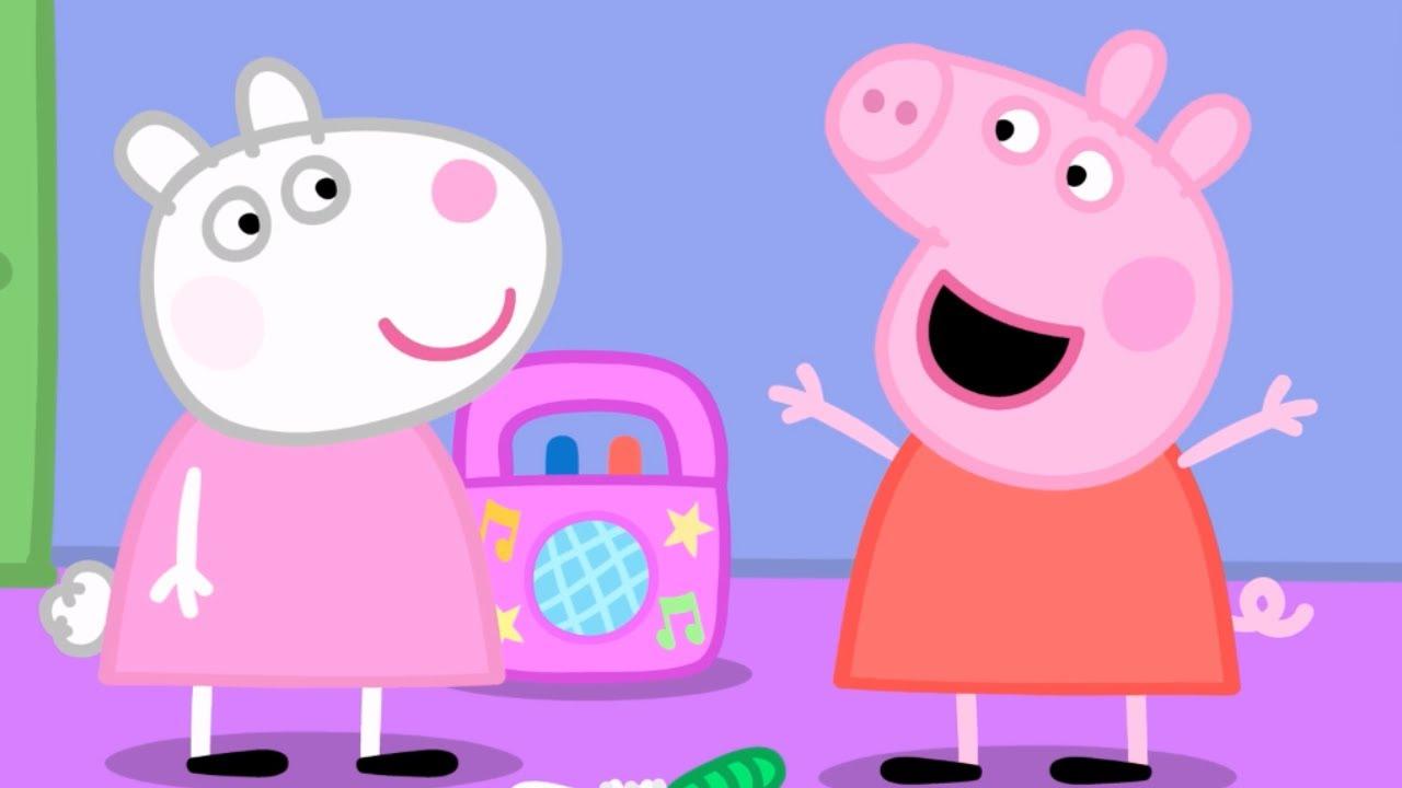 Dancing Fun with Peppa Pig! #PeppaPig