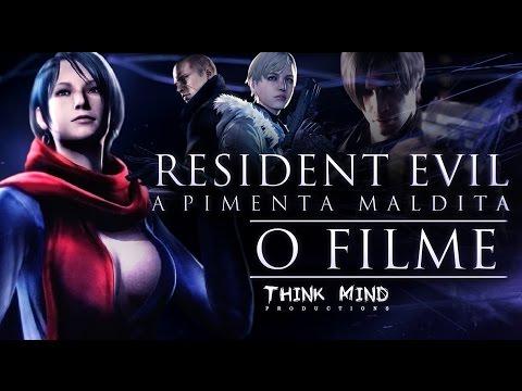 Resident Evil - A Pimenta Maldita   O Filme Completo