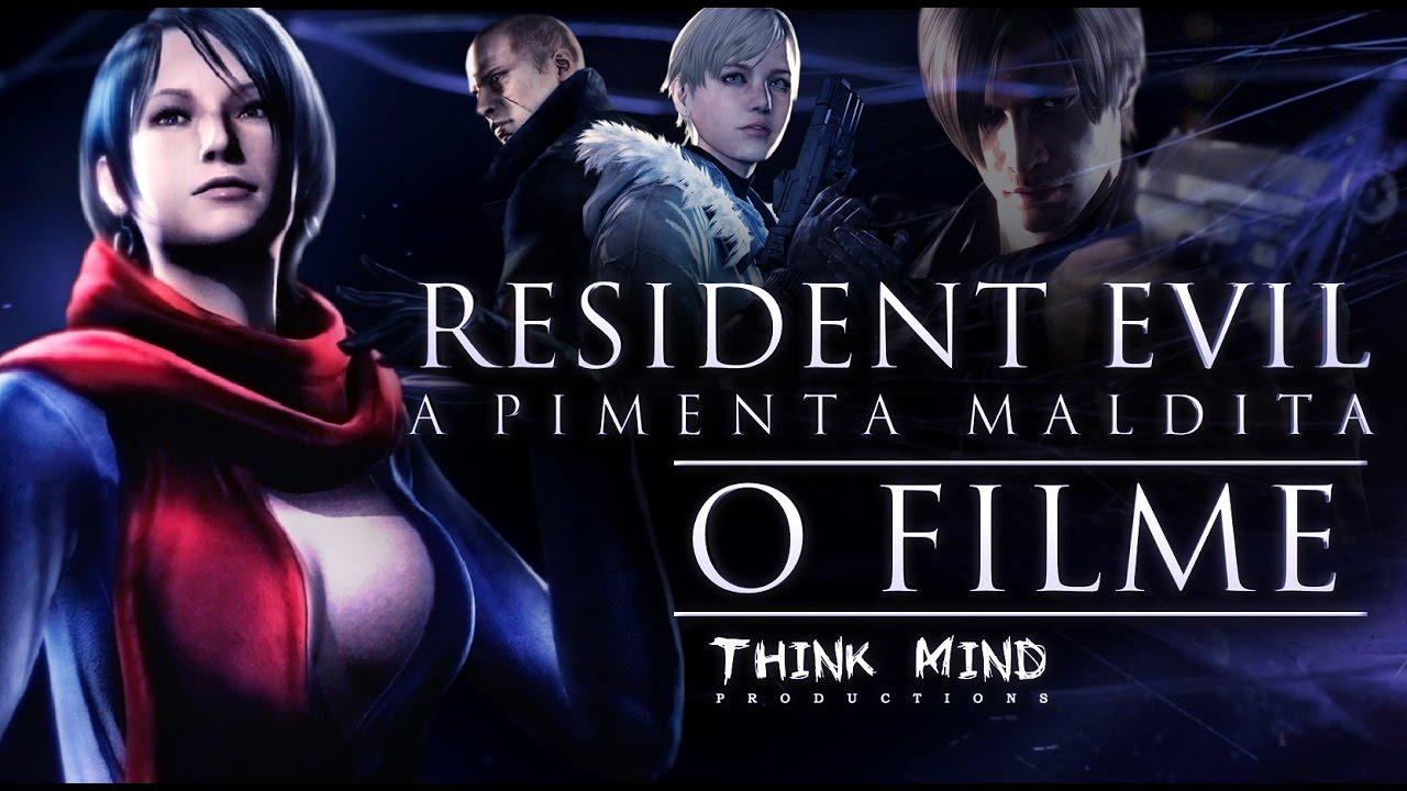 Resident Evil - A Pimenta Maldita   O Filme Completo #1