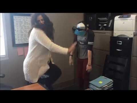 Spectrum Academy Teachers: Can't Stop The Feeling