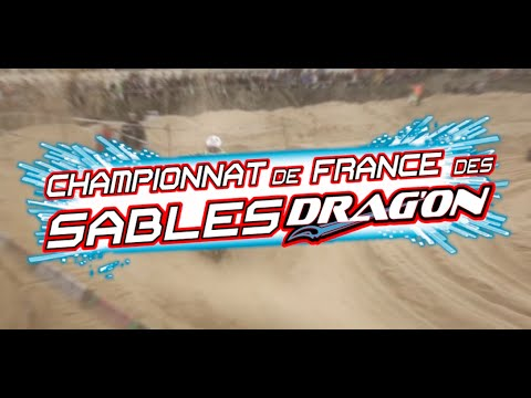 BEACH CROSS DE BERCK 2014 - CHAMPIONNAT DE FRANCE DES SABLES DRAG'ON 2015