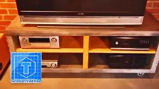 Möbel aus Beton und Schrott | Heimwerken | ToolTown