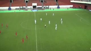 Футбол: Кыргызстан 2:2 Узбекистан