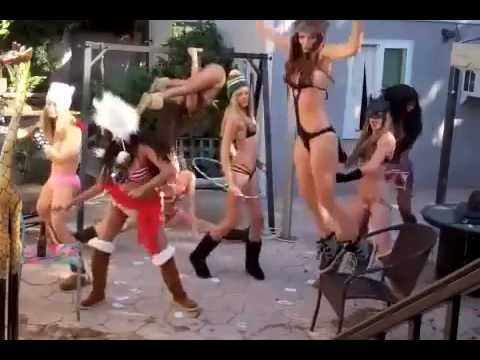 The Harlem Shake - Sexy Bikini Girls Version GoPro full HD 1080p