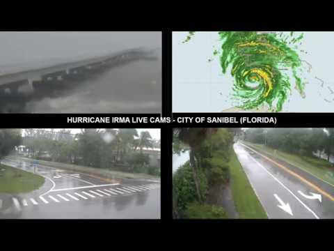 Hurricane Irma Cams - City of Sanibel (Florida)