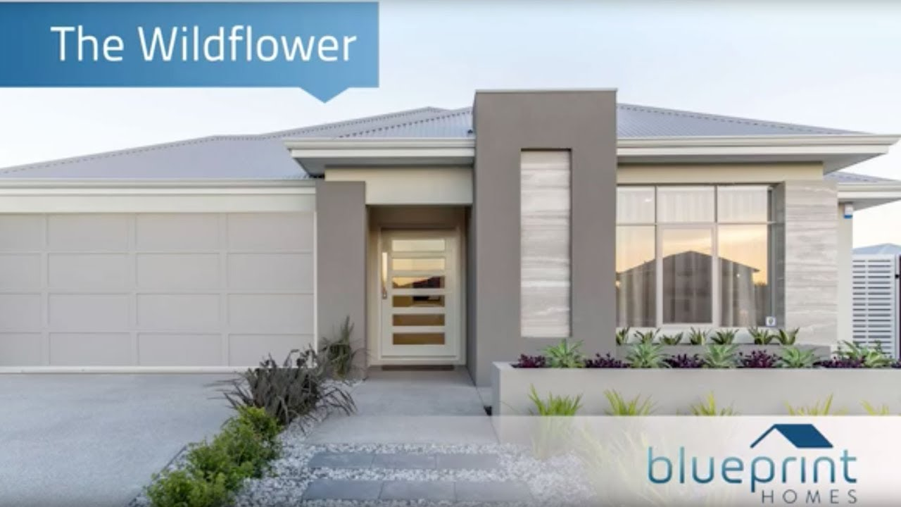 Blueprint Homes The Wildflower Display Home