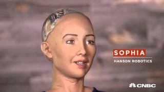 Evil Robot Sophia wants to destroy Humans