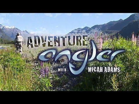 Adventure Angler S03E03 Tassie Western Lakes