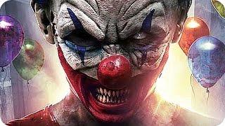 CLOWNTERGEIST Trailer (2017) Horror Movie