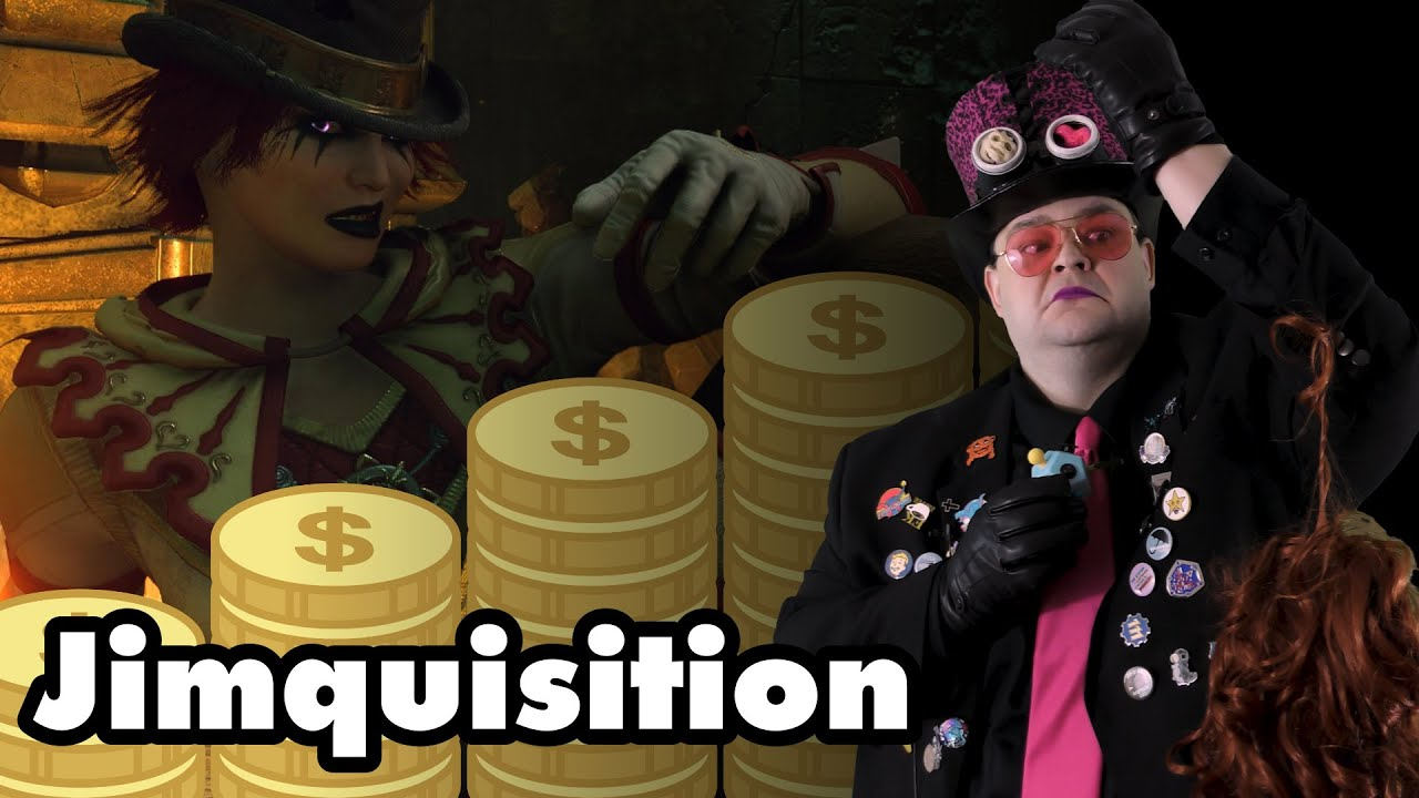 The $70 Price Tag Is Actually Indefensible (The Jimquisition)