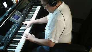 LOVE TRAIN, the O'Jays, PIANO play along to the song