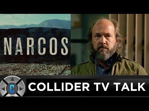 Narcos Star Eric Lange   Collider TV Talk