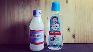 Cara membuat hand sanitizer dari 2 bahan ini aja loh...