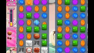 How to beat Candy Crush Saga Level 344 -  2 Stars - No Boosters - 112,700pts