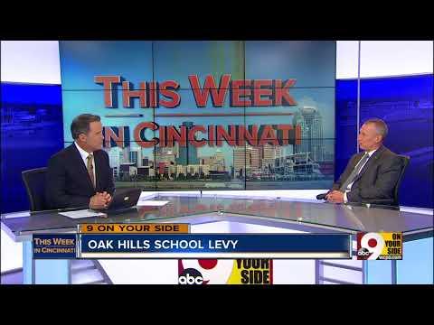 This Week in Cincinnati: Oak Hills school levy