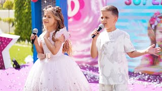Roma and Diana Performance at Diana's 7TH Birthday full version | Diana and Roma songs