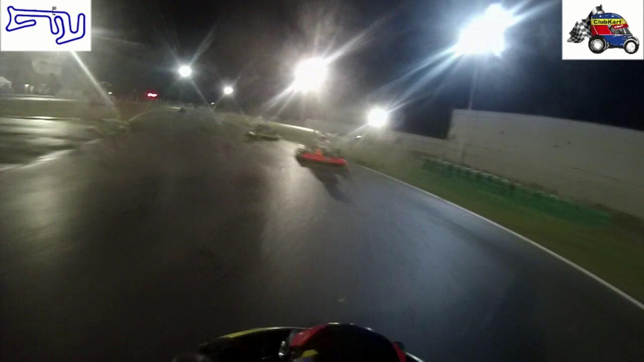 Circuito di Pomposa - 2 giri on board - Senso Orario su Bagnato in ...